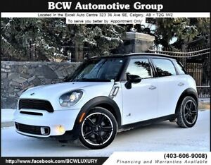 2014 MINI Cooper Countryman S AWD Certified Loaded Must See!