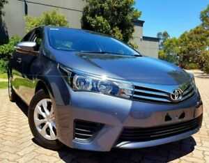 2018 Toyota Corolla ZRE172R Ascent S-CVT Grey 7 Speed Constant Variable Sedan Dingley Village Kingston Area Preview