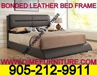 $497 QUEEN OR DOUBLE BED FRAME