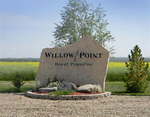 Imagine yourself at home at Willow Point Resort!