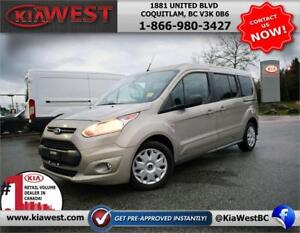 2016 Ford Transit Connect XLT Passenger Van