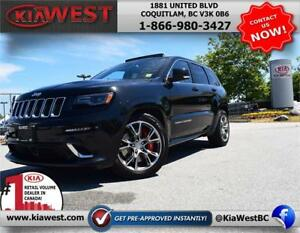 2014 Jeep Grand Cherokee SRT 4X4 V8
