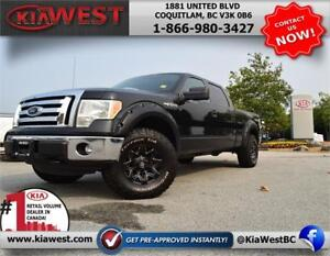 2012 Ford F-150 V8 4x4