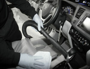 Interior detailing car truck suv van mobile service