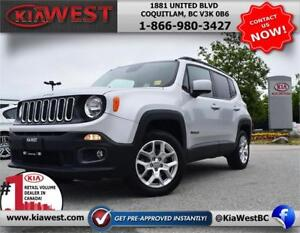 2016 Jeep Renegade North 4X4