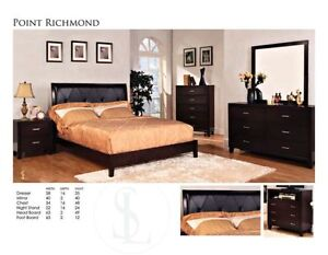 QUEEN BEDROOM SETS STARTINGFROM$799 LOWEST PRICE GUARANTEE Kitchener / Waterloo Kitchener Area image 6