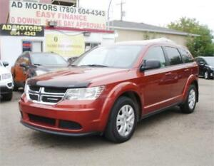 2014 Dodge Journey SE AUTO PUSH START KEYLESS 70KMS 100% FINANCI