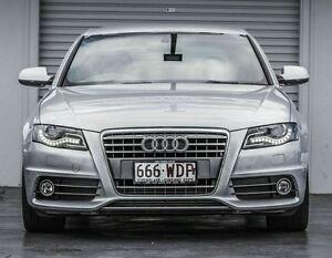 2012 Audi A4 B8 (8K) MY12 1.8 TFSI Silver CVT Multitronic Sedan Albion Brisbane North East Preview