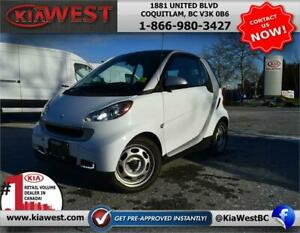 2011 Smart Fortwo RWD