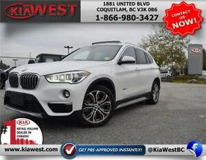 2017 BMW X1 xDrive28i 2.0L AWD