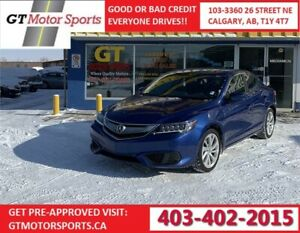2016 Acura ILX Premium Pkg | $0 DOWN - EVERYONE APPROVED!