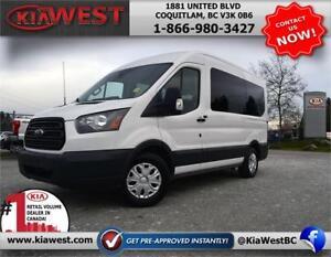 2017 Ford Transit 150 3.7L V6 RWD Passenger Van