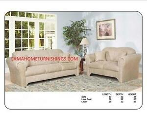 BRAND NEW CANADIAN MADE SOFA SET ONLY $488 LOWEST PRICE