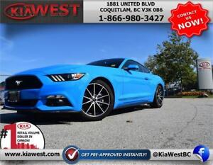 2017 Ford Mustang 2.3L RWD