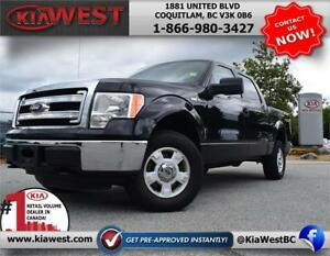 2013 Ford F150 XLT SuperCrew Cab 4X4 V8