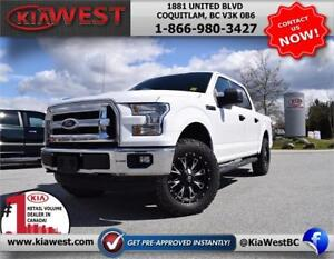 2016 Ford F150 XLT Super Crew 4WD V8