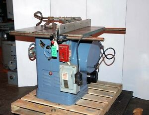 Delta 10 inch table saw inv 10074 ebay for 10 inch delta table saw