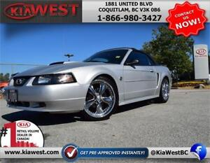 2004 Ford Mustang Deluxe Convertible V6