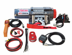 Falcon ATV & UTV Winches- Great Winches at Great Prices