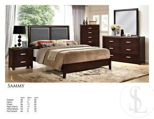 QUEEN BEDROOM SETS STARTINGFROM$799 LOWEST PRICE GUARANTEE Kitchener / Waterloo Kitchener Area image 5