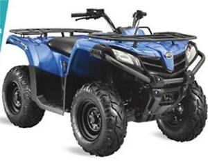 2018 CFMOTO ATV CFORCE 400 HO ***5 YEAR WARRANTY***