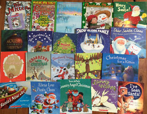 CHRISTMAS PICTURE BOOKS $2 each or all 20 for $30