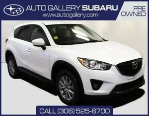 2015 Mazda CX-5 LOCAL TRADE   FULLY LOADED   HTD SEATS   PST PAI