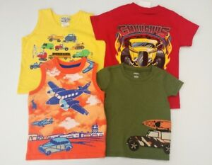 (126) T-shirts and polos for boys