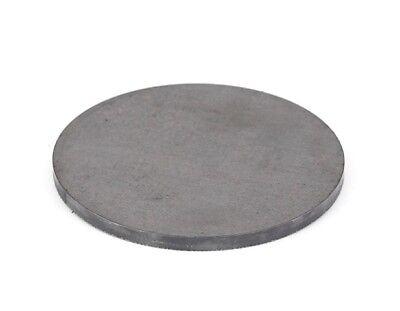 Stahl Ronde Platte S235 Scheibe Metall Ronden Ø 50 - 400mm t=3,0mm gelasert rund