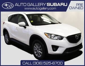 2015 Mazda CX-5 LOCAL TRADE | FULLY LOADED | HTD SEATS | PST PAI