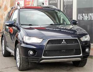 2010 Mitsubishi Outlander GT/\LEATHER/\SUNROOF//\4WD