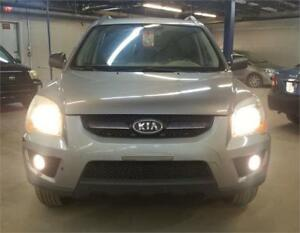 2009 KIA SPORTAGE 4CYLINDRES AIR BLUETOOTH USB AUX GROUP ELECT