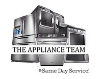Same Day Appliance Installs 888-566-1112