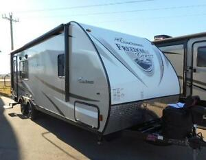 2017 FREEDOM EXP 246 RKS - #1 SELLING COUPLES RV at RV SHOW!
