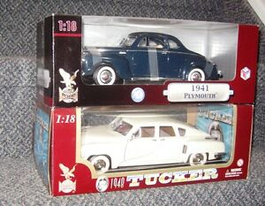 !/18 SCALE DIECAST CARS