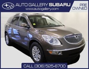 2012 Buick Enclave CX | EXCELLENT CONDITION | LOCAL TRADE | FULL
