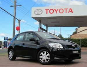 2007 Toyota Corolla ZRE152R Ascent Ink 4 Speed Automatic Hatchback Belmore Canterbury Area Preview