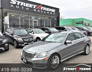 2012 Mercedes-Benz E550 **FULLY LOADED & ALL WHEEL DRIVE**