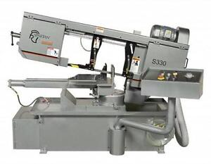 New MARVEL S330/2 Bandsaw with warranty
