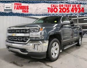2018 Chevrolet Silverado 1500 LTZ. Text 780-205-4934 for more in
