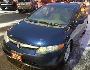 2006 Honda Civic Sdn LX 2 YRS WARRANTY