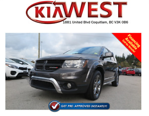 2017 Dodge Journey Crossroad V6 AWD