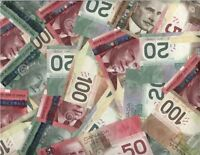 Instant Cash For Canadian Postage Stamps