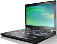 Thinkpad T420 i5-2nd 2.5GHz OPTIMUS nVIDIA 200GB SSD 10GB 14 HD+
