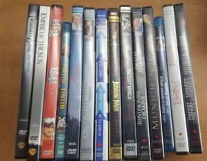 Steven Spielberg films en DVD et BLU-RAY