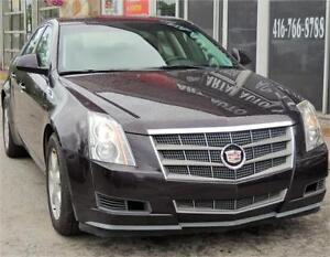 2008 Cadillac CTS w/1SA /\LEATHER/\