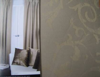 Pinch Pleat Blockout Curtains | Curtains & Blinds | Gumtree ...