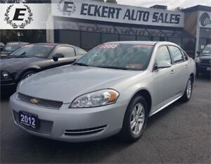 2012 Chevrolet Impala LS WITH DUAL EXHAUST