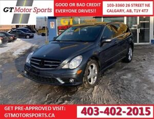 2010 Mercedes-Benz R 350 BlueTEC   $0 DOWN - EVERYONE APPROVED!