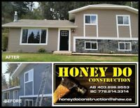 ALL SIDING REPAIRS-SMALL & LARGE PROJECTS PROFESSIONAL WORK!!